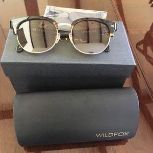 Wildfox sun glasses
